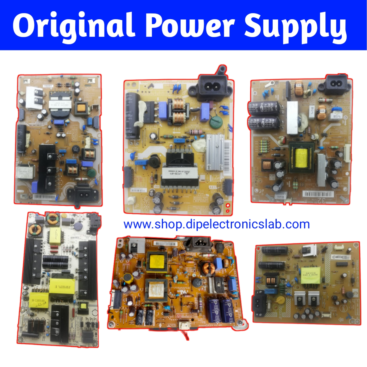 lcd led tv power board