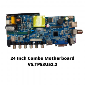 led tv combo board for 24 inch