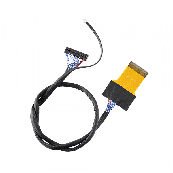 51 pins left ffc lvds cable