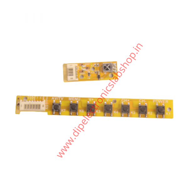 u11 type android motherboard front panel