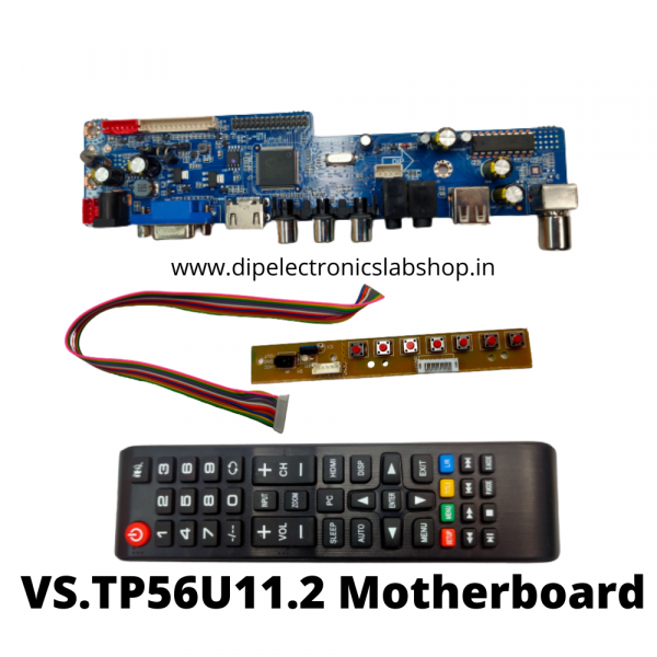 universal led tv motherboard