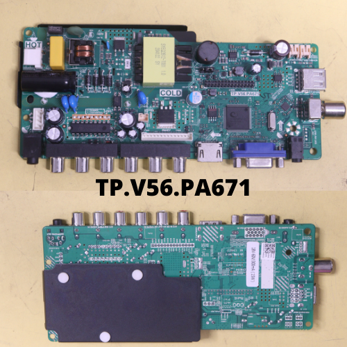 24 inch led tv combo motherboard